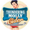 Thundering Molly round lens