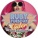Ruby Tuesday round lens