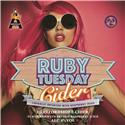 Ruby Tuesday square pump clip