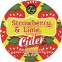 Strawberry and Lime Round Lens