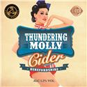 Thundering Molly square pump clip