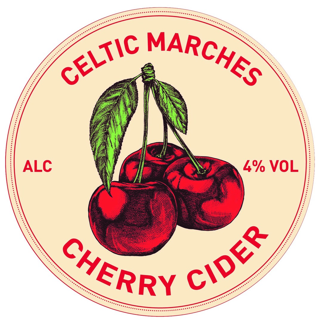 Limited Editon Cherry Cider 4%