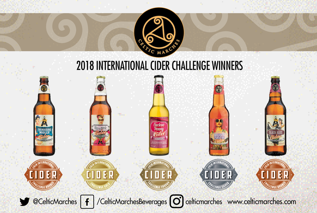 International Cider Challenge Winners