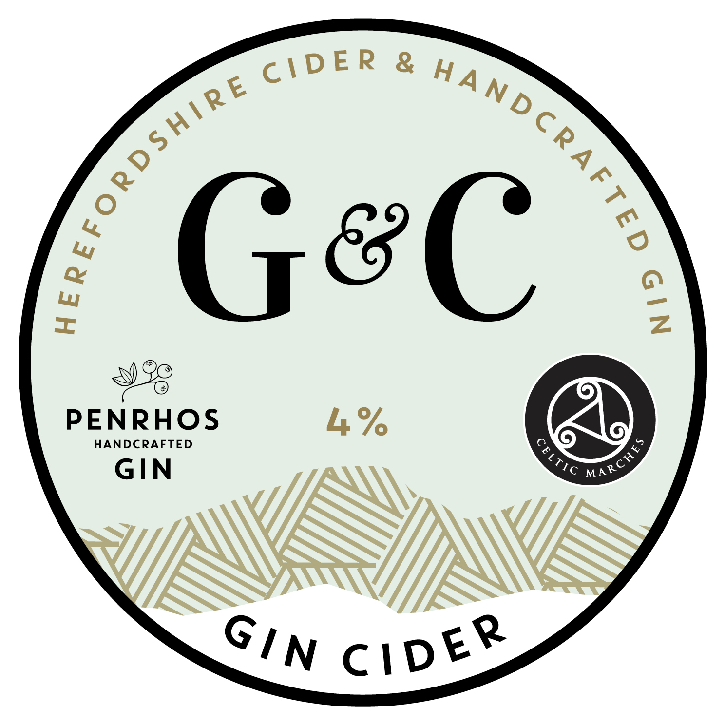 G&C, a Herefordshire twist on a classic drink